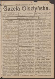 Gazeta Olsztyńska, 1899, nr 7
