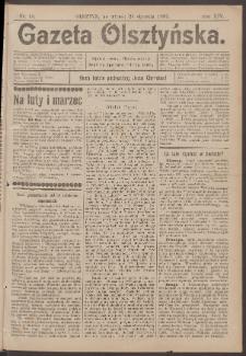 Gazeta Olsztyńska, 1899, nr 10