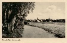Osterode, Ostpr. - Seepromenade