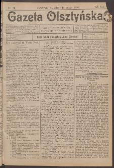 Gazeta Olsztyńska, 1899, nr 21