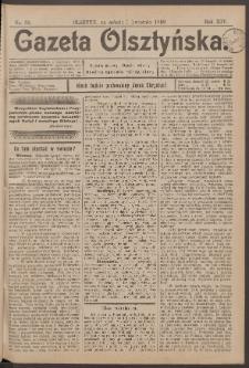 Gazeta Olsztyńska, 1899, nr 39