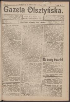 Gazeta Olsztyńska, 1899, nr 42