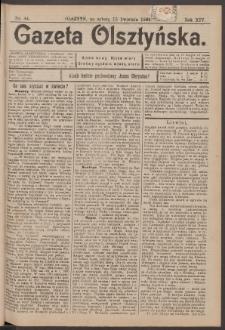 Gazeta Olsztyńska, 1899, nr 44