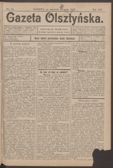 Gazeta Olsztyńska, 1899, nr 55