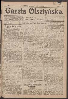 Gazeta Olsztyńska, 1899, nr 67