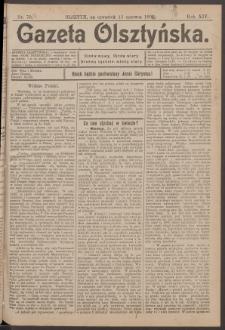 Gazeta Olsztyńska, 1899, nr 70