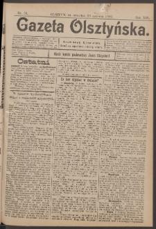 Gazeta Olsztyńska, 1899, nr 76