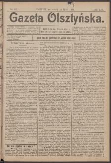 Gazeta Olsztyńska, 1899, nr 83