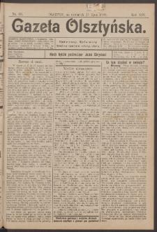 Gazeta Olsztyńska, 1899, nr 88