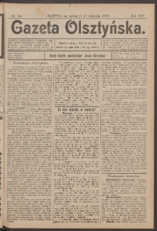 Gazeta Olsztyńska, 1899, nr 94