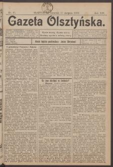 Gazeta Olsztyńska, 1899, nr 97