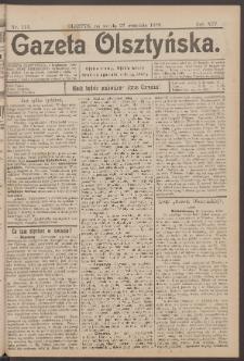 Gazeta Olsztyńska, 1899, nr 113