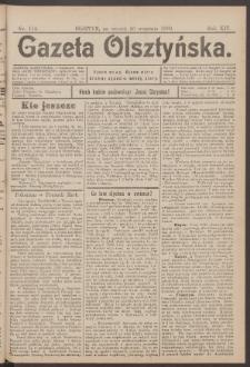 Gazeta Olsztyńska, 1899, nr 114