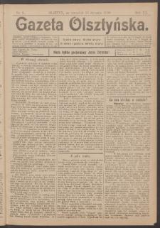 Gazeta Olsztyńska, 1900, nr 8