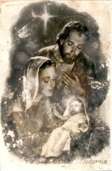 Wesołych Świąt Bożego Narodzenia. 1