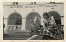Rudziska k/Pasymia. Mazurski Uniwersytet Ludowy