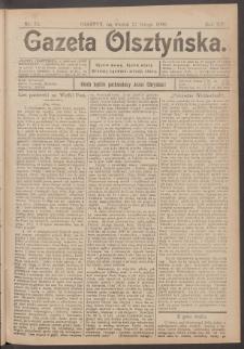 Gazeta Olsztyńska, 1900, nr 25