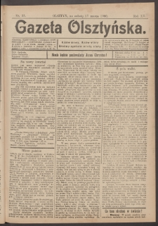 Gazeta Olsztyńska, 1900, nr 33