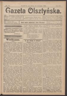 Gazeta Olsztyńska, 1900, nr 45
