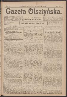 Gazeta Olsztyńska, 1900, nr 49