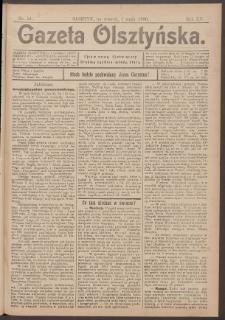 Gazeta Olsztyńska, 1900, nr 51
