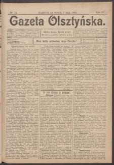 Gazeta Olsztyńska, 1900, nr 54