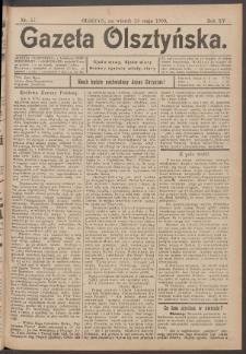 Gazeta Olsztyńska, 1900, nr 57
