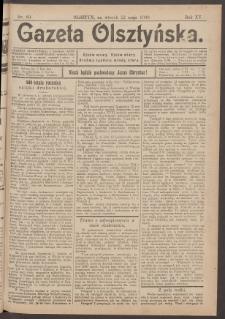 Gazeta Olsztyńska, 1900, nr 60