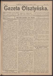 Gazeta Olsztyńska, 1900, nr 76