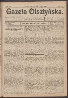 Gazeta Olsztyńska, 1900, nr 78