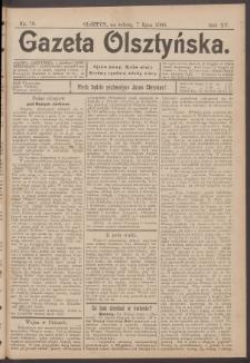 Gazeta Olsztyńska, 1900, nr 79