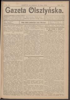 Gazeta Olsztyńska, 1900, nr 81