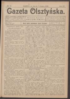 Gazeta Olsztyńska, 1900, nr 92