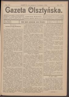 Gazeta Olsztyńska, 1900, nr 93