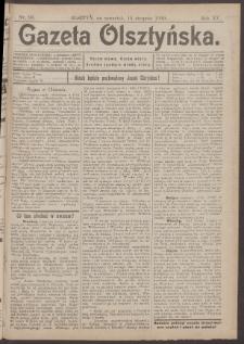 Gazeta Olsztyńska, 1900, nr 96