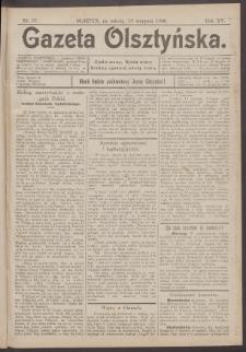 Gazeta Olsztyńska, 1900, nr 97
