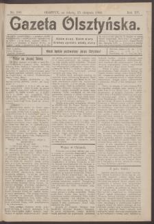 Gazeta Olsztyńska, 1900, nr 100
