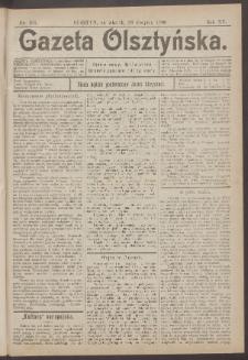 Gazeta Olsztyńska, 1900, nr 101