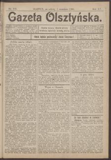 Gazeta Olsztyńska, 1900, nr 103