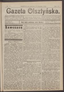Gazeta Olsztyńska, 1900, nr 111
