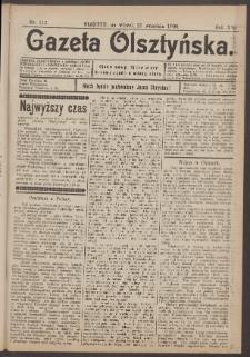 Gazeta Olsztyńska, 1900, nr 113