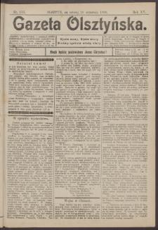 Gazeta Olsztyńska, 1900, nr 115