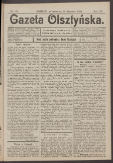 Gazeta Olsztyńska, 1900, nr 135