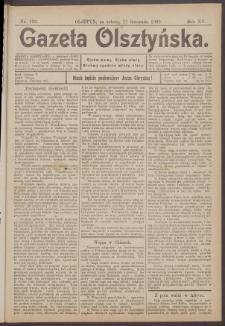 Gazeta Olsztyńska, 1900, nr 136