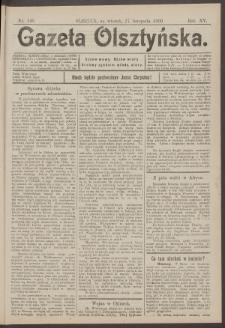 Gazeta Olsztyńska, 1900, nr 140