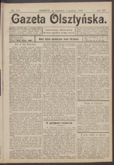 Gazeta Olsztyńska, 1900, nr 144