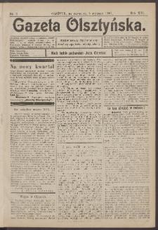 Gazeta Olsztyńska, 1901, nr 2