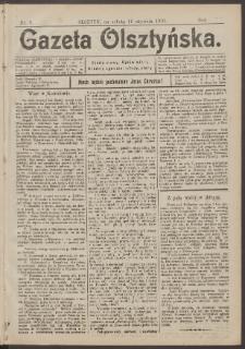 Gazeta Olsztyńska, 1901, nr 9
