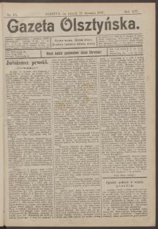 Gazeta Olsztyńska, 1901, nr 10