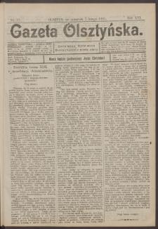 Gazeta Olsztyńska, 1901, nr 17